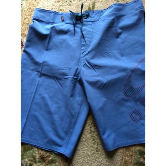 2e4d887552957 Oakley Swim   Mens Board Shorts Blue Bathing Suit Sz 38   Poshmark